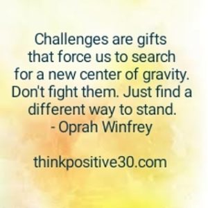 challenges are gifts